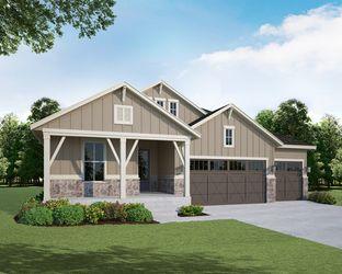 Plan C552 - Hilltop 55+ at Inspiration 62s: Aurora, Colorado - American Legend Homes