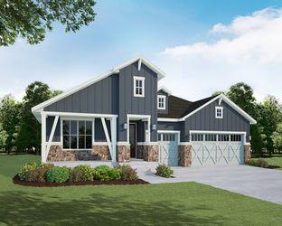 Plan C553 - Hilltop 55+ at Inspiration 62s: Aurora, Colorado - American Legend Homes