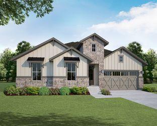 Plan C554 - Hilltop 55+ at Inspiration 62s: Aurora, Colorado - American Legend Homes