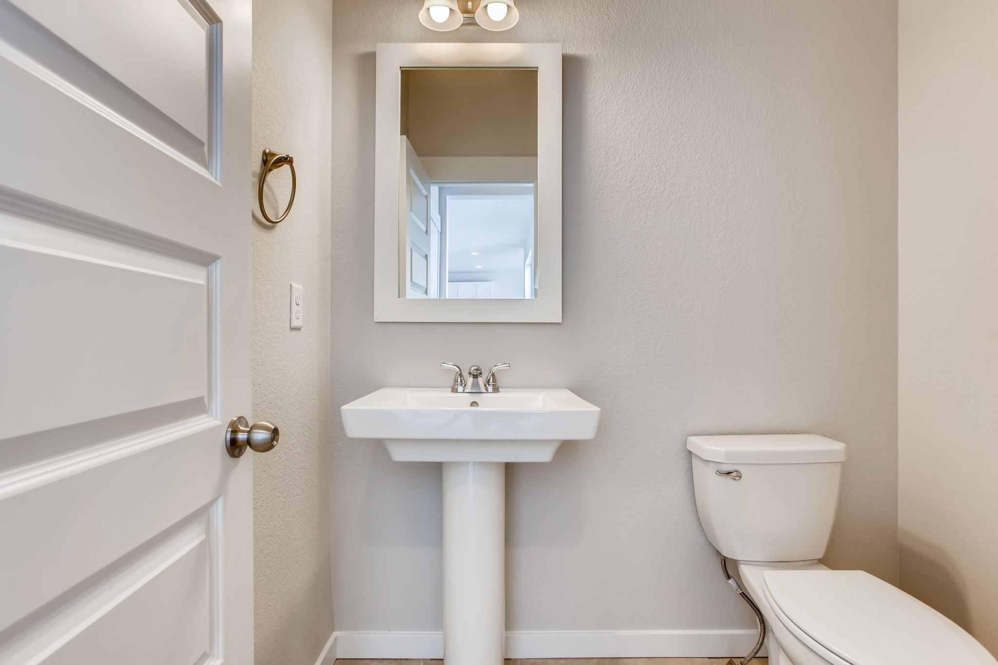 Bathroom featured in the Plan V419 By American Legend Homes in Fort Collins-Loveland, CO