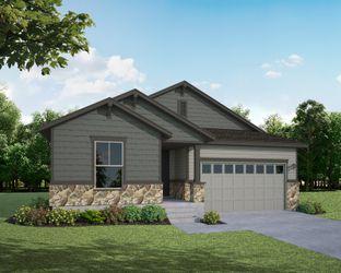 Plan C408 - Heritage Ridge: Berthoud, Colorado - American Legend Homes
