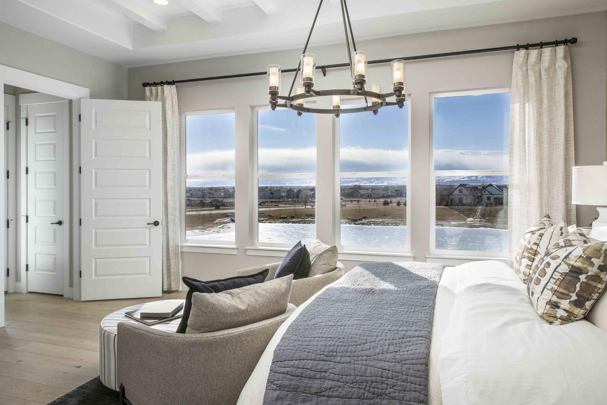Bedroom featured in the Plan C652 By American Legend Homes in Denver, CO