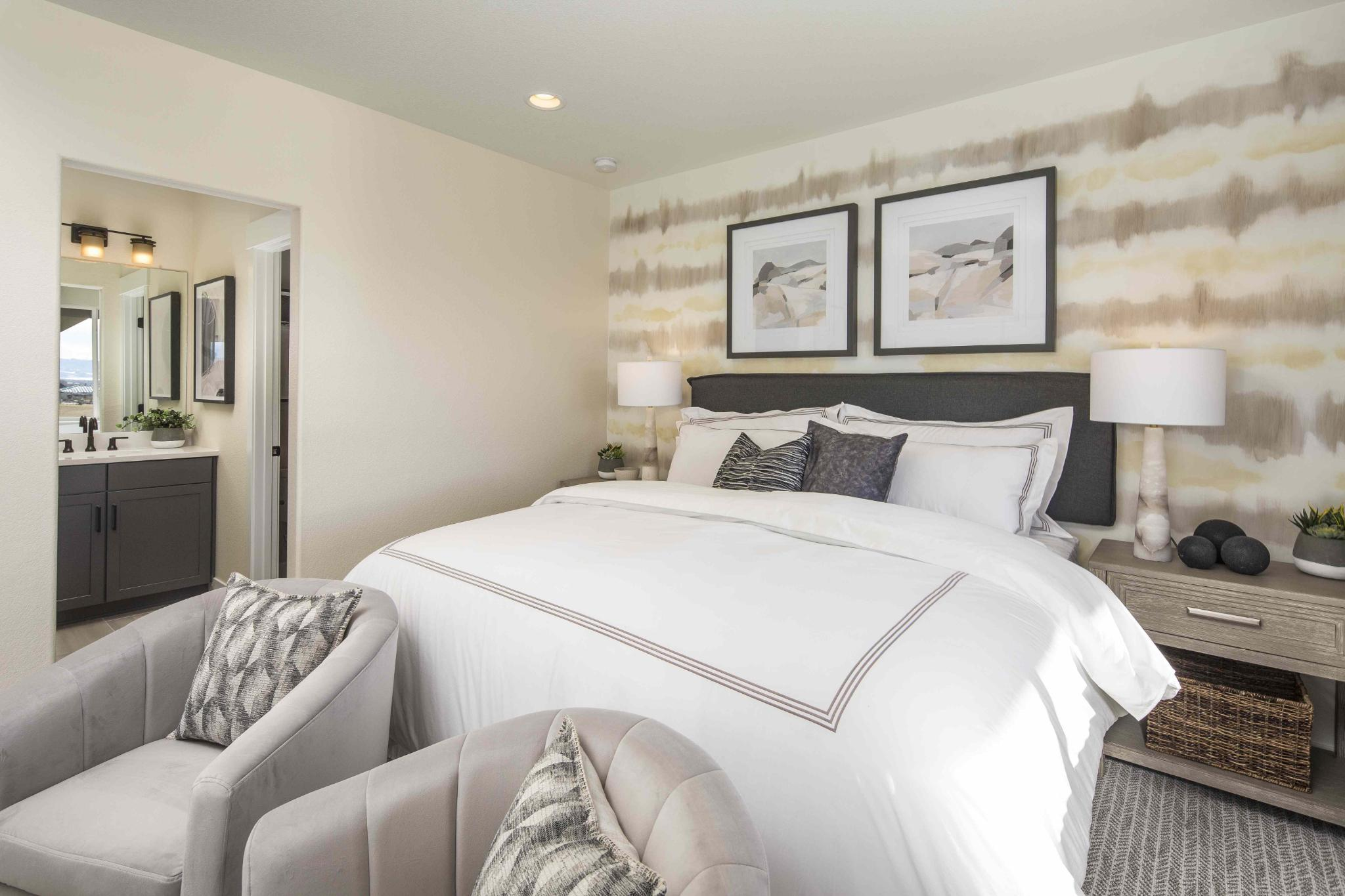 Bedroom featured in the Plan C652 By American Legend Homes in Fort Collins-Loveland, CO