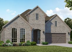 Plan 1652 - Windsong Ranch - 61s: Prosper, Texas - American Legend Homes