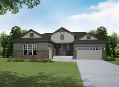 Plan C652 - Hilltop at Inspiration 75s- 55+: Aurora, Colorado - American Legend Homes