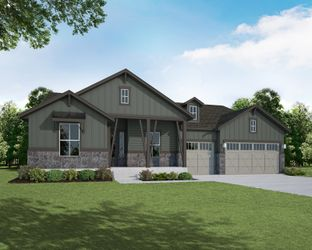 Plan C655 - Hilltop at Inspiration 75s- 55+: Aurora, Colorado - American Legend Homes