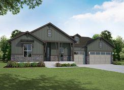 Plan C655 - Kitchel Lake at Serratoga Falls: Timnath, Colorado - American Legend Homes