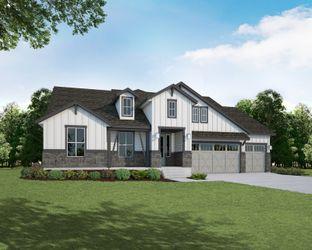 Plan C651 - Hilltop at Inspiration 75s- 55+: Aurora, Colorado - American Legend Homes
