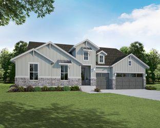 Plan C654 - Hilltop at Inspiration 75s- 55+: Aurora, Colorado - American Legend Homes