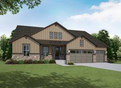 Plan C653 - Hilltop at Inspiration 75s- 55+: Aurora, Colorado - American Legend Homes