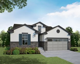 Plan C451 - Hilltop 55+ at Inspiration 55s: Aurora, Colorado - American Legend Homes