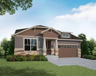 Plan C453 - Hilltop 55+ at Inspiration 55s: Aurora, Colorado - American Legend Homes