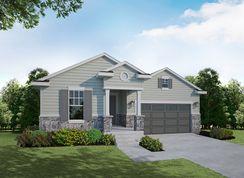 Plan C454 - Hilltop 55+ at Inspiration 55s: Aurora, Colorado - American Legend Homes