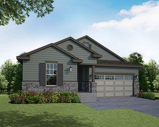 Plan C455 - Hilltop 55+ at Inspiration 55s: Aurora, Colorado - American Legend Homes