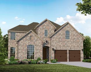 Plan 1661 - Windsong Ranch - 61s: Prosper, Texas - American Legend Homes