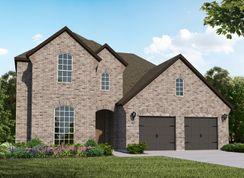 Plan 1663 - Windsong Ranch - 61s: Prosper, Texas - American Legend Homes