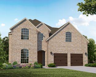 Plan 1665 - Windsong Ranch - 61s: Prosper, Texas - American Legend Homes