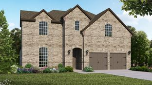 Plan 1668 - Windsong Ranch - 61s: Prosper, Texas - American Legend Homes