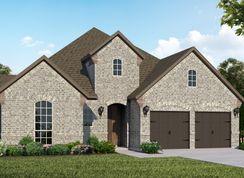 Plan 1670 - Windsong Ranch - 61s: Prosper, Texas - American Legend Homes