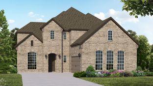 Plan 1671 - Windsong Ranch - 61s: Prosper, Texas - American Legend Homes