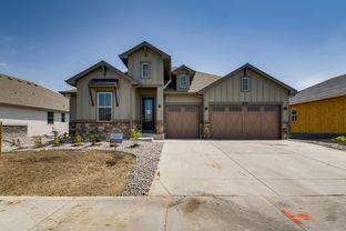 Plan C551 - Hilltop 55+ at Inspiration 62s: Aurora, Colorado - American Legend Homes