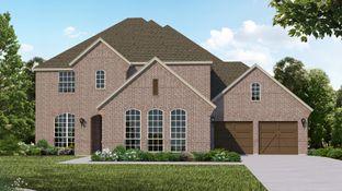 Plan 1710 - Watercress 80s: Haslet, Texas - American Legend Homes