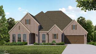Plan 854 - Watercress 80s: Haslet, Texas - American Legend Homes