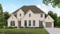 Watercress 80s by American Legend Homes in Fort Worth Texas