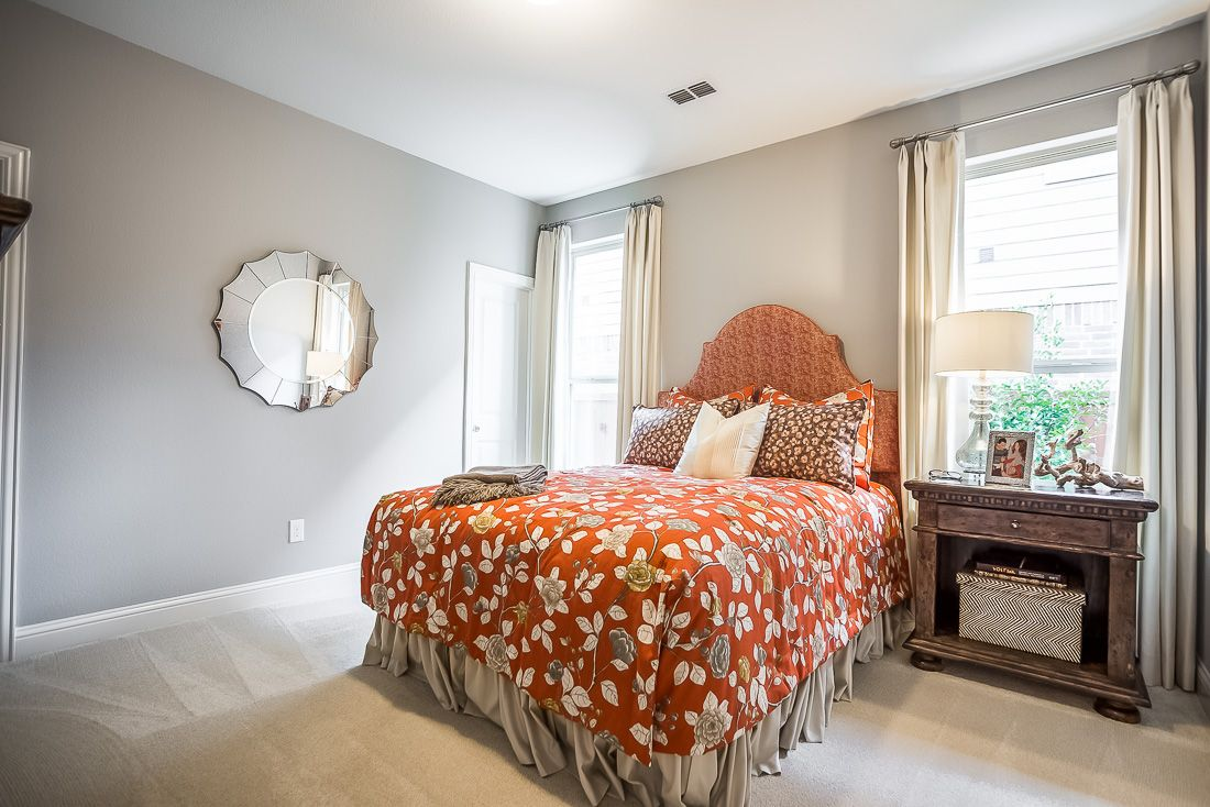 Bedroom featured in the 9725 Paxon Road By American Legend Homes in Fort Worth, TX
