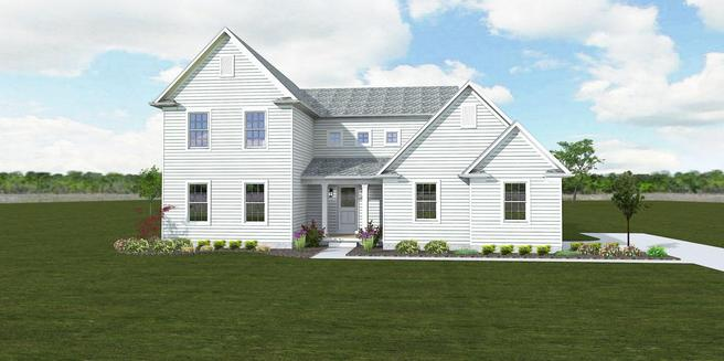 The Monroe - Farmhouse - Lot and Site Work not included