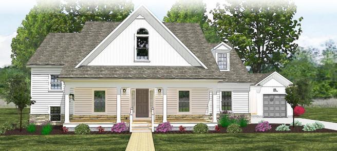 The Delaware Bay - Cottage