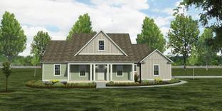 The Pinehurst - American Heritage Homes-Build On Your Own Lot: Lockbourne, Ohio - American Heritage Homes