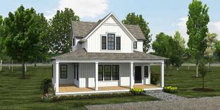 The Veranda - American Heritage Homes-Build On Your Own Lot: Lockbourne, Ohio - American Heritage Homes