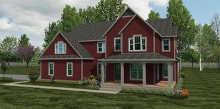 The Grant - American Heritage Homes-Build On Your Own Lot: Lockbourne, Ohio - American Heritage Homes