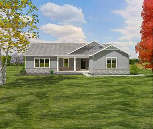 The Pendleton - American Heritage Homes-Build On Your Own Lot: Lockbourne, Ohio - American Heritage Homes