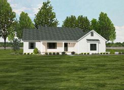 The Ross - American Heritage Homes-Build On Your Own Lot: Lockbourne, Ohio - American Heritage Homes