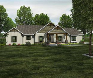 The Somerville - American Heritage Homes-Build On Your Own Lot: Lockbourne, Ohio - American Heritage Homes