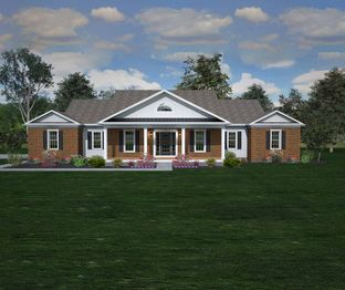 The Piedmont - American Heritage Homes-Build On Your Own Lot: Lockbourne, Ohio - American Heritage Homes