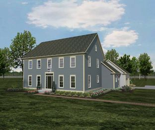 The Fairmont - American Heritage Homes-Build On Your Own Lot: Lockbourne, Ohio - American Heritage Homes