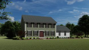 The Ashley - American Heritage Homes-Build On Your Own Lot: Lockbourne, Ohio - American Heritage Homes