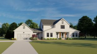 The Carrollton - American Heritage Homes-Build On Your Own Lot: Lockbourne, Ohio - American Heritage Homes