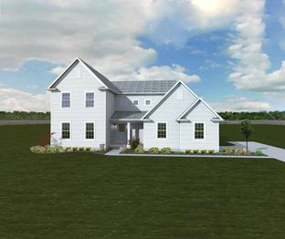 The Monroe - American Heritage Homes-Build On Your Own Lot: Lockbourne, Ohio - American Heritage Homes