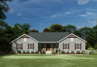 The Cherry Creek - American Heritage Homes-Build On Your Own Lot: Lockbourne, Ohio - American Heritage Homes