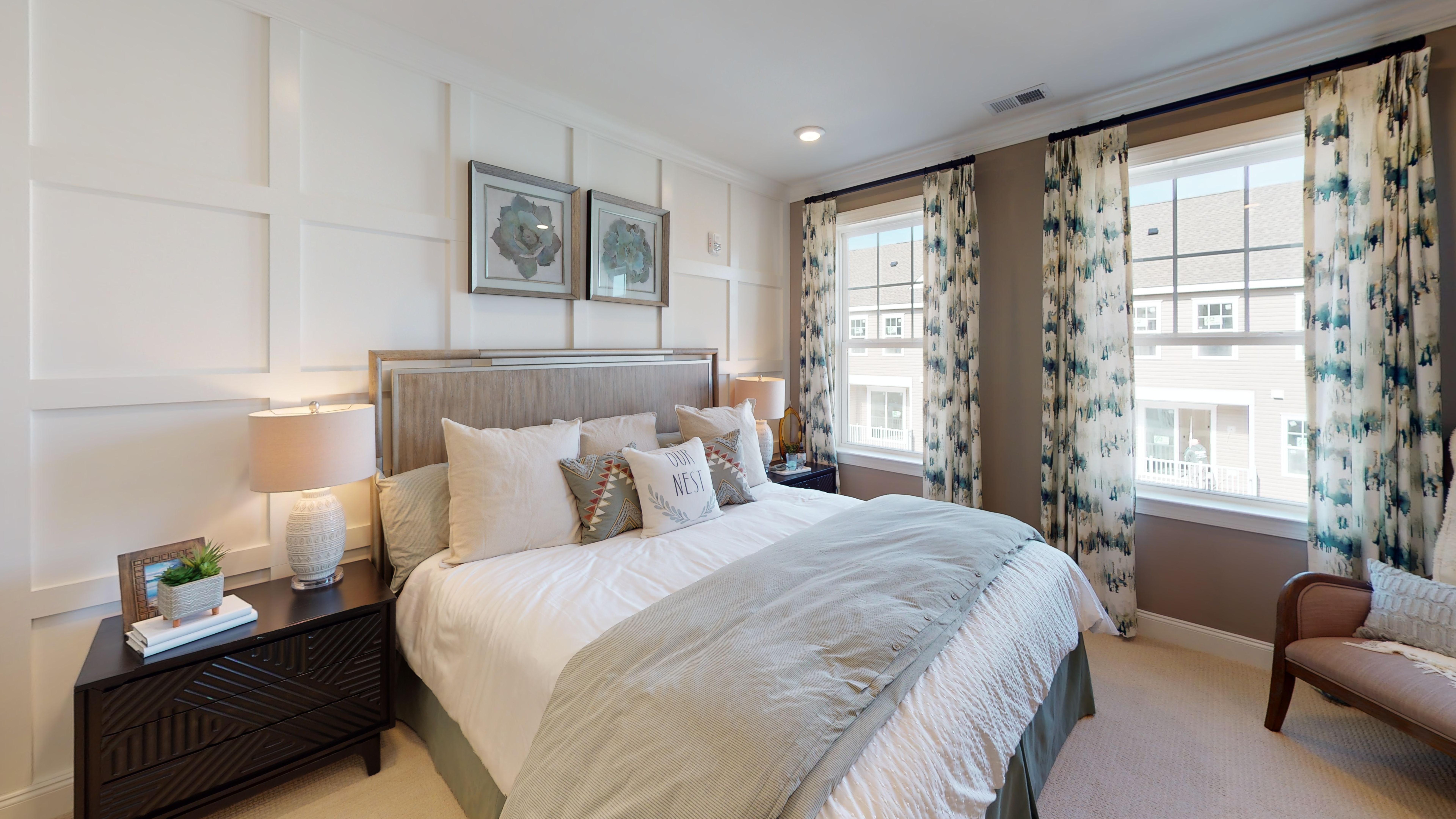 Bedroom featured in the Aurora By American Properties Realty in Middlesex County, NJ