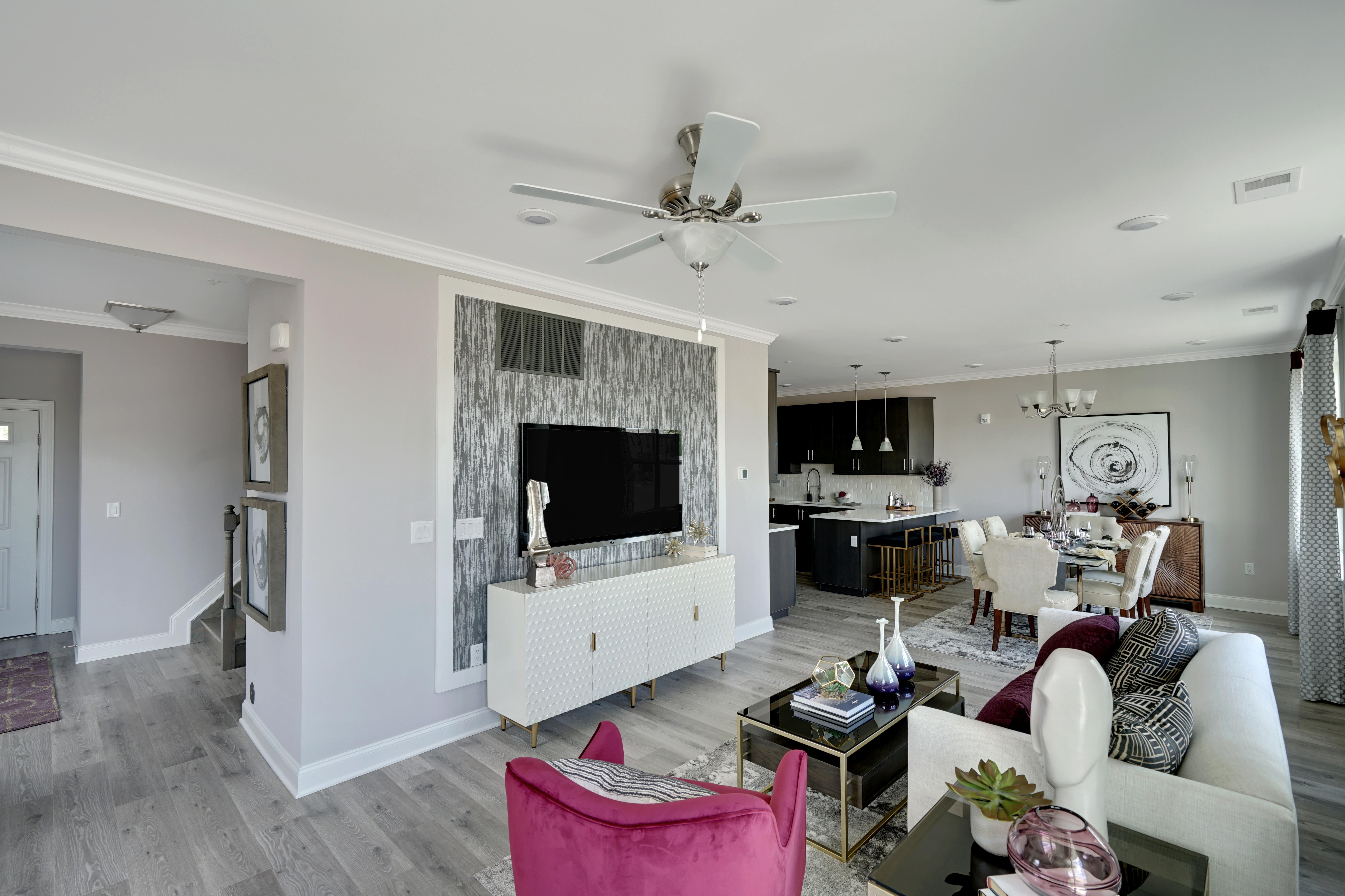 Living Area featured in the Brookside By American Properties Realty in Middlesex County, NJ