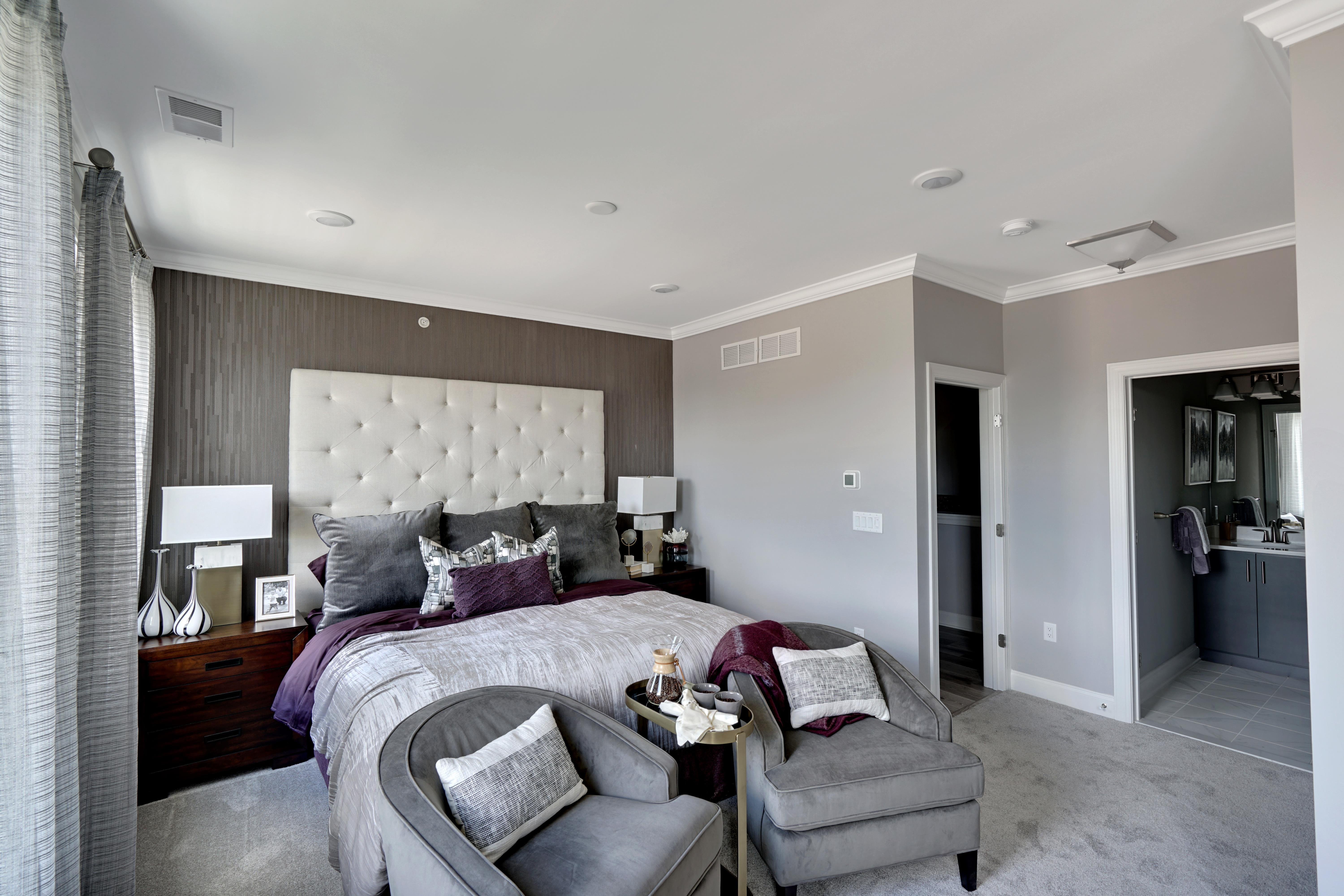 Bedroom featured in the Brookside By American Properties Realty in Middlesex County, NJ