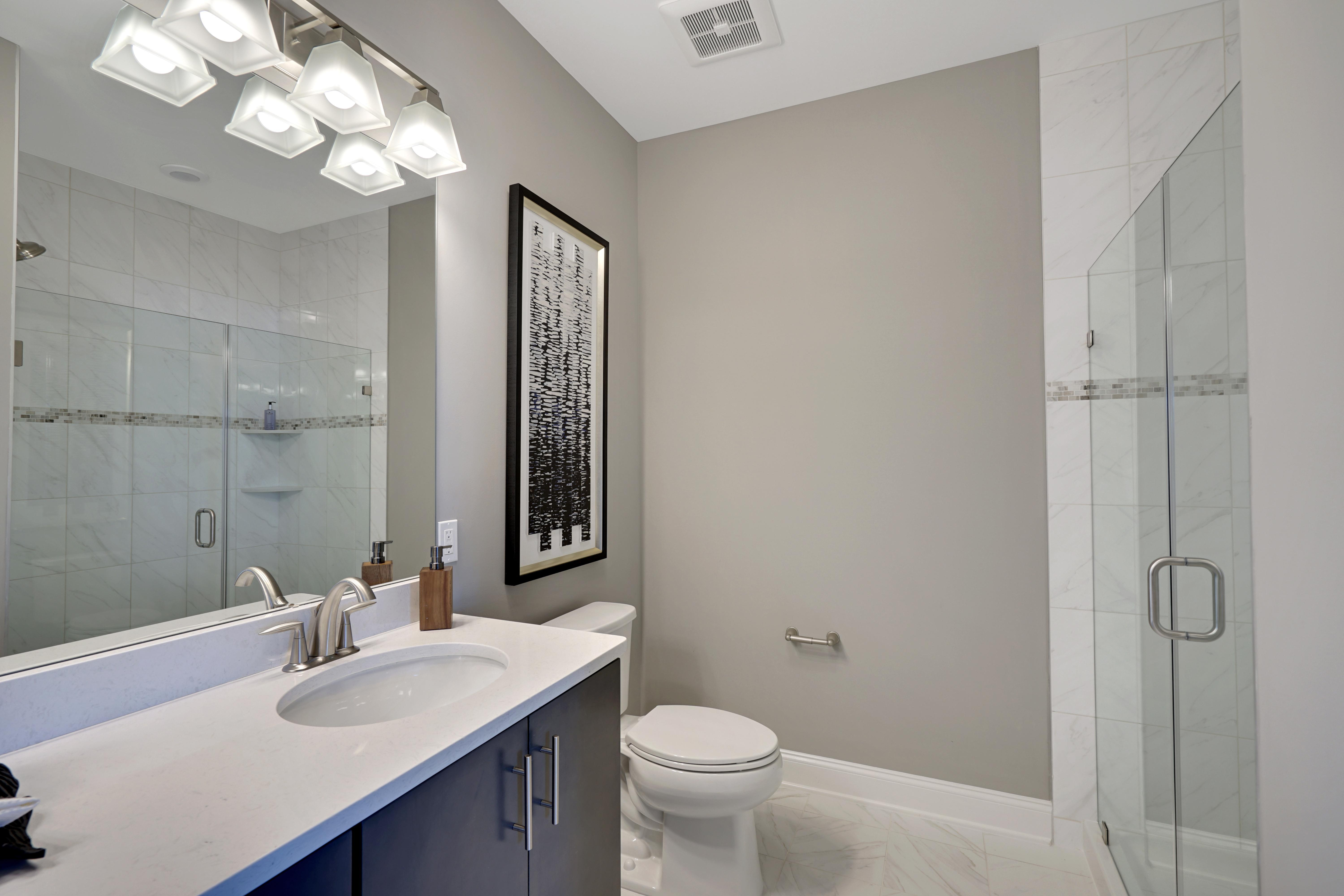 Bathroom featured in the Brookside By American Properties Realty in Middlesex County, NJ