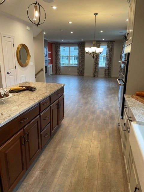 Kitchen featured in The Atlantic By American Properties Realty in Monmouth County, NJ