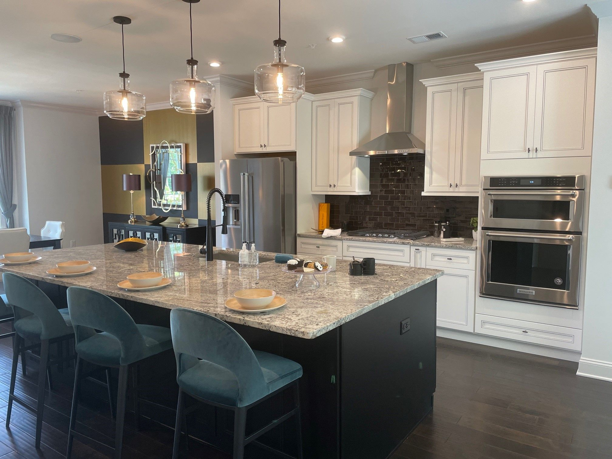 Kitchen featured in The Dorbrook By American Properties Realty in Monmouth County, NJ