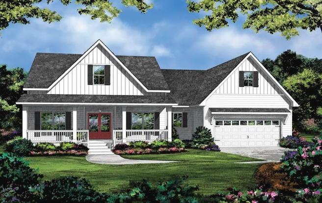 The Berglund Modern Farmhouse